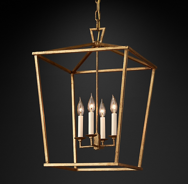 Restoration Hardware's version of Visual Comfort's Darlana Pendant