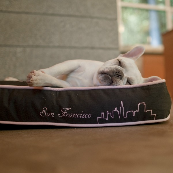 Skyline Pet Bed