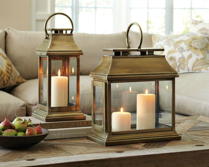 Decorative Lanterns Ideas Inspiration for Using them in Your