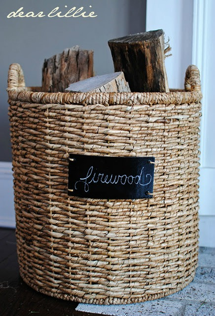Decorative Baskets Inspiration For Using Them In Your