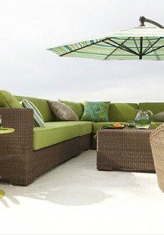 Shopping for an Outdoor Sectional