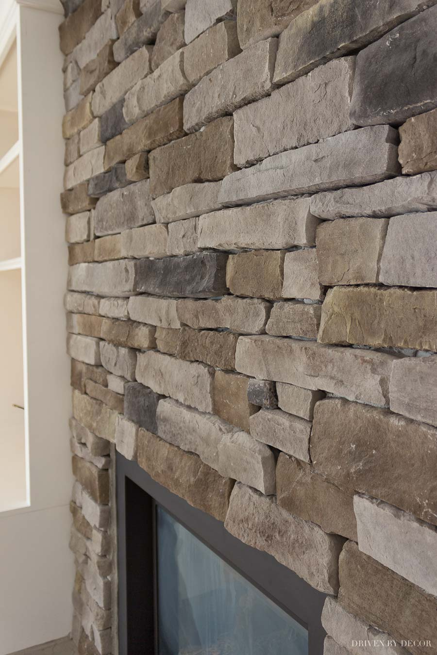 Stonecraft Industries' Ledgestone in Pennsylvania color - beautiful!