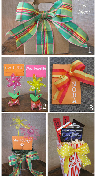 Teacher & Graduation Gifts: Simple Ways to Dress up a Gift Card