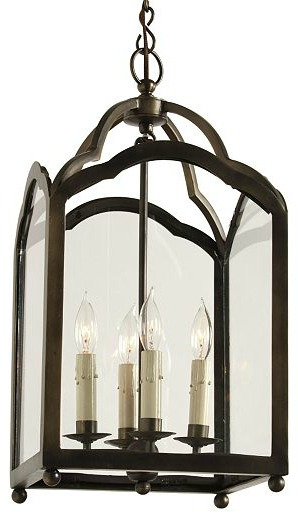 One of many beautiful lantern pendants recommended in this post!