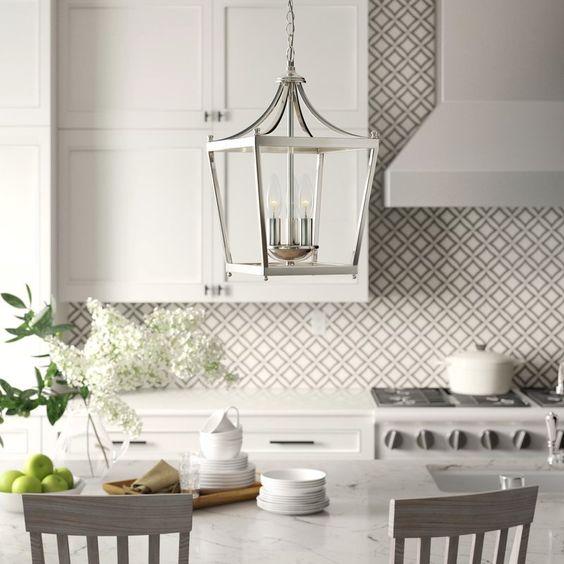 Choosing Lantern Pendants For Your Kitchen Driven By Decor
