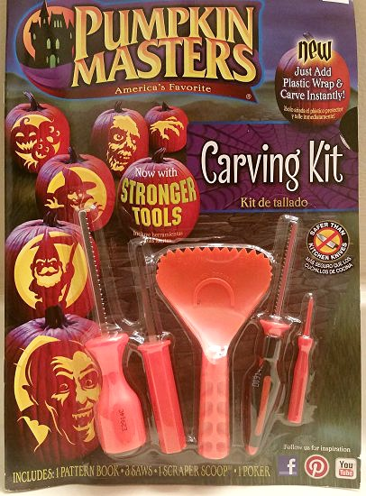 The best inexpensive pumpkin carving kit