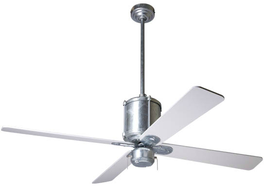Modern Fan Company's Galvanized Industry Fan