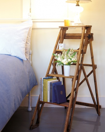 Unique Bedroom Nightstand Ideas