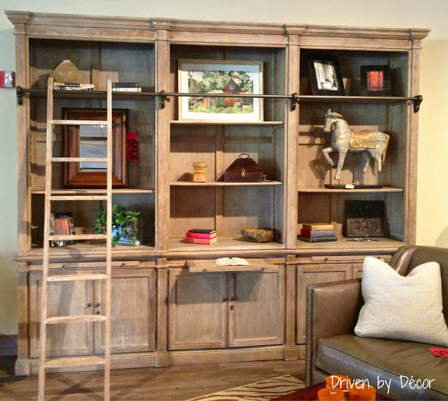 20 Home Office Bookshelves Designs Ideas: A Glass Top Desk For Our Home Office