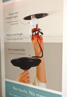 Recessed Can Light Conversion Kits: An Easy Way to Dress Up Your Space!