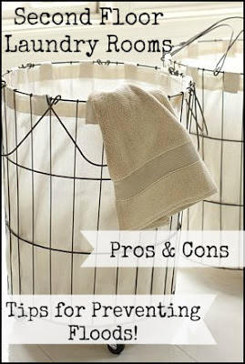 Second Floor Laundry Rooms Pros Cons Tips for Preventing