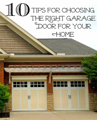 Great garage door replacement tips!