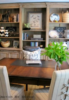 House Tour: Home Office