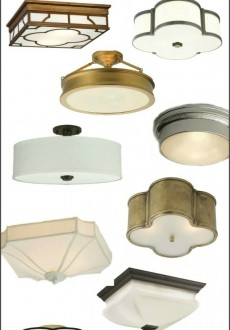 Favorite Flush Mount Ceiling Lights