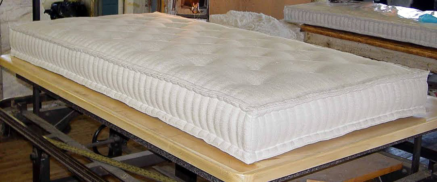 Charles H. Beckley French mattress cushion