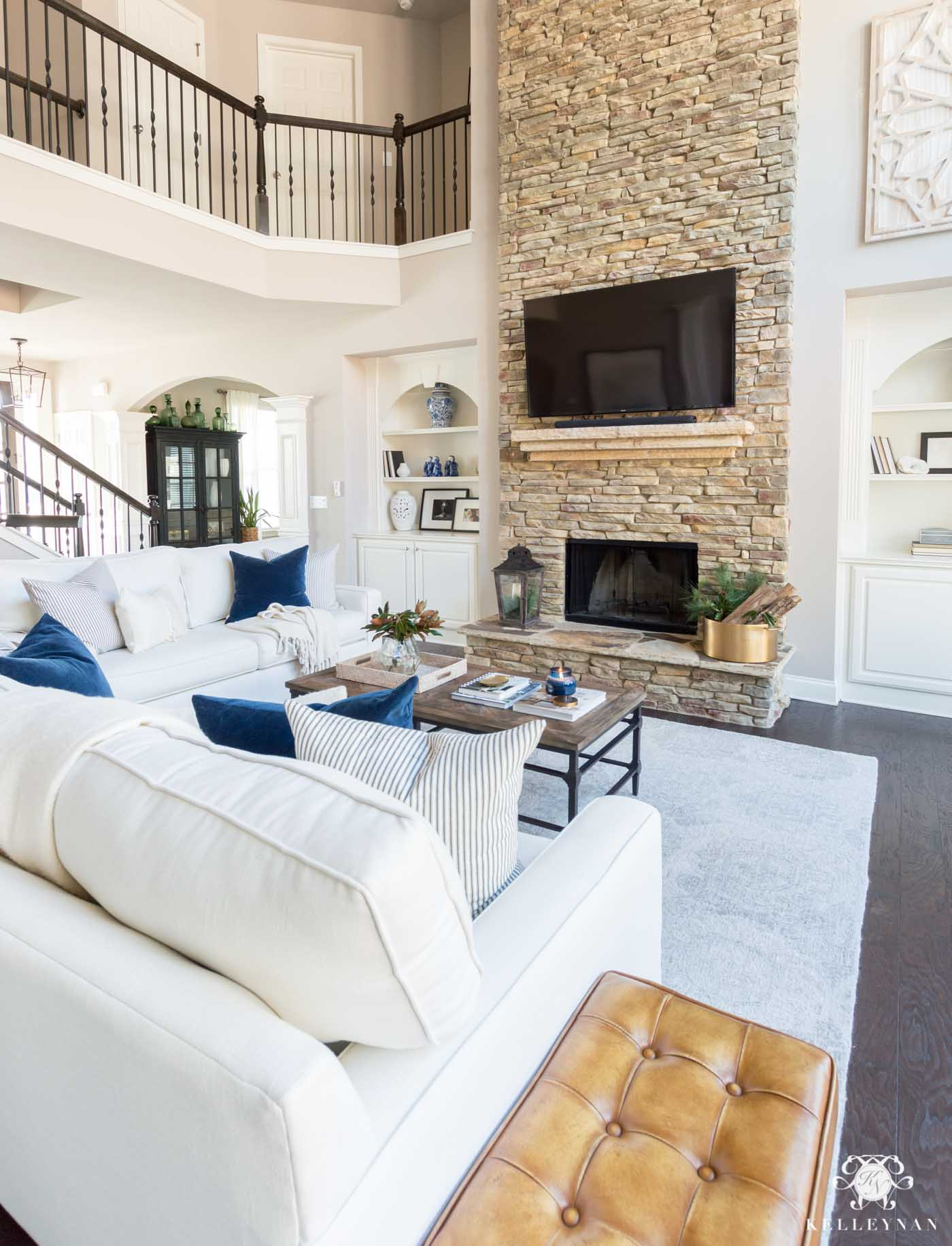 Mounting Your Tv Over A Fireplace Design Inspiration