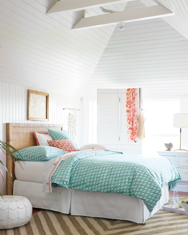 Ideas for how to decorate the space above your bed - Over the bed art ...