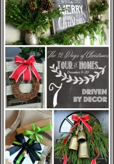 Our Christmas Home Tour
