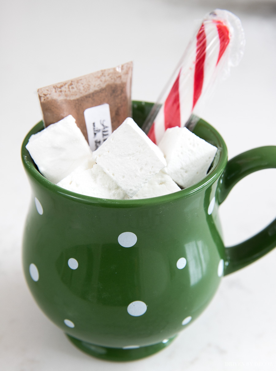 These homemade marshmallows are unbelievably delicious and make the sweetest gift!