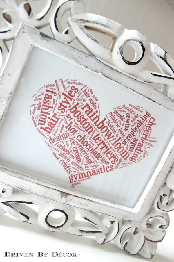 Using Tagxedo to create your own word cloud art! This post walks you through with simple steps!