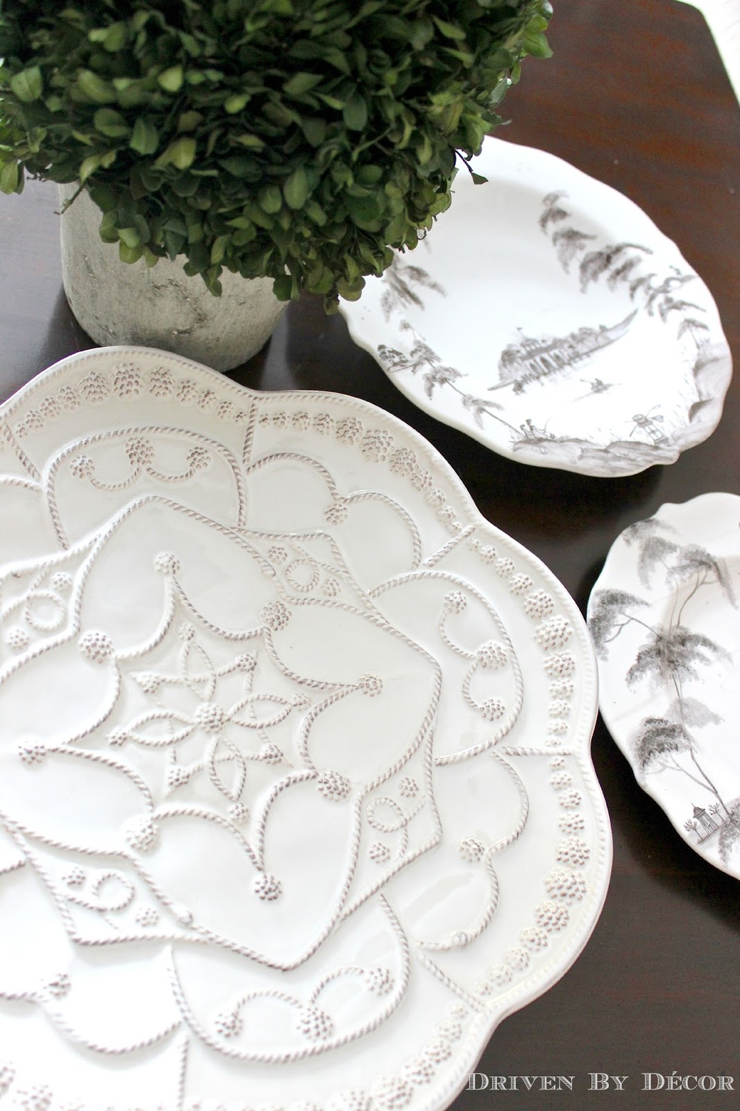 Hang Plates On Wall the easy how-to for hanging plates on the wall! | drivendecor