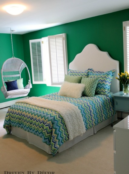 Tween Bedroom Makeover – The Reveal!