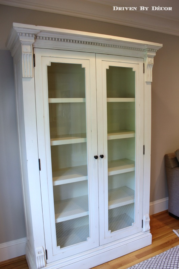 Restoration Hardware St. James Cabinet