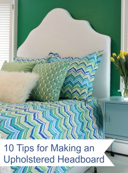 DIY Headboard: A Step by Step How-To