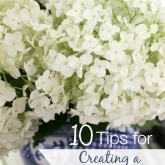 Ten tips for creating a beautiful bouquet that lasts!