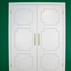 Transforming Flat Doors