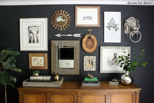 Driven by Decor - Gallery Wall Tips