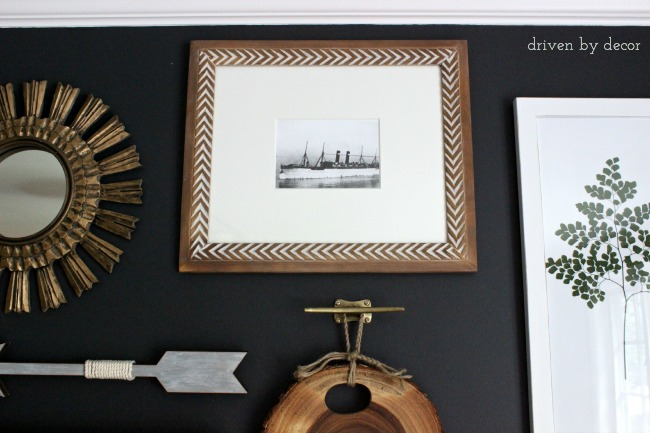 Driven by Decor - Immigrant Ship Print