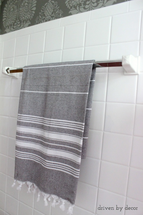Driven by Decor - Turkish towel