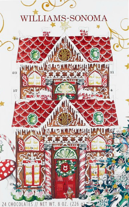 Williams-Sonoma Advent Calendar