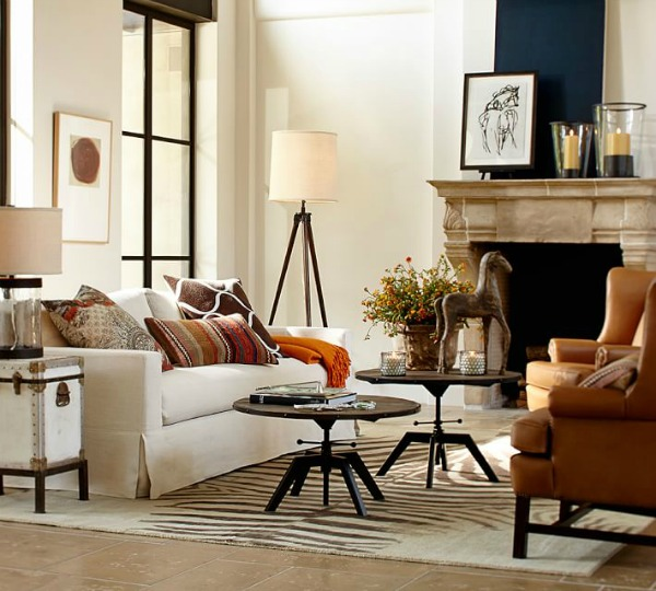 Ideas for decorating empty living room corners driven by Living room corner decor