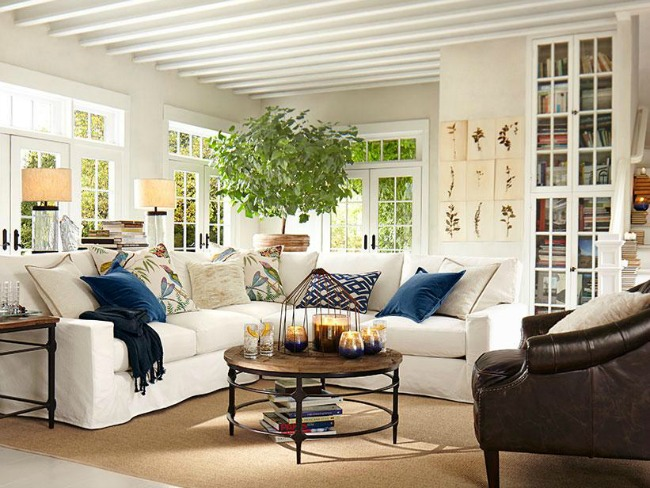 Ideas for decorating empty living room corners driven by decor - Family living room ideas ...