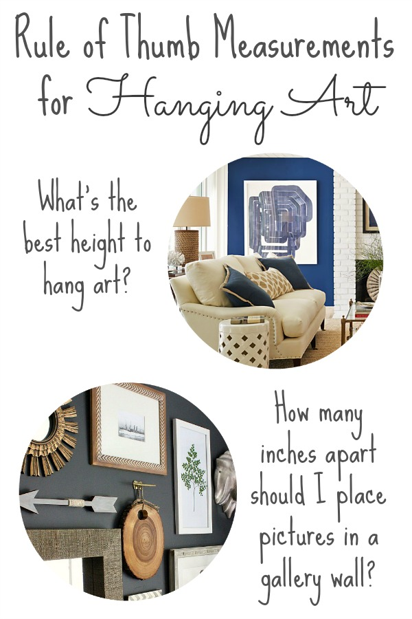 How To Hang Artwork Must Have Tips Driven By Decor