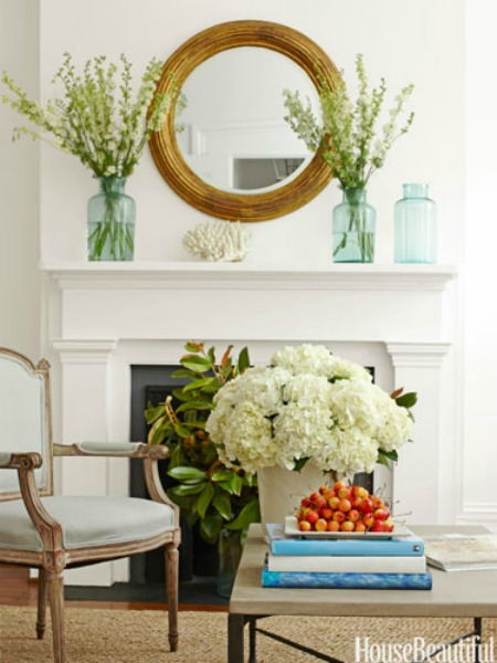 Lynn Morgan Designs via House Beautiful
