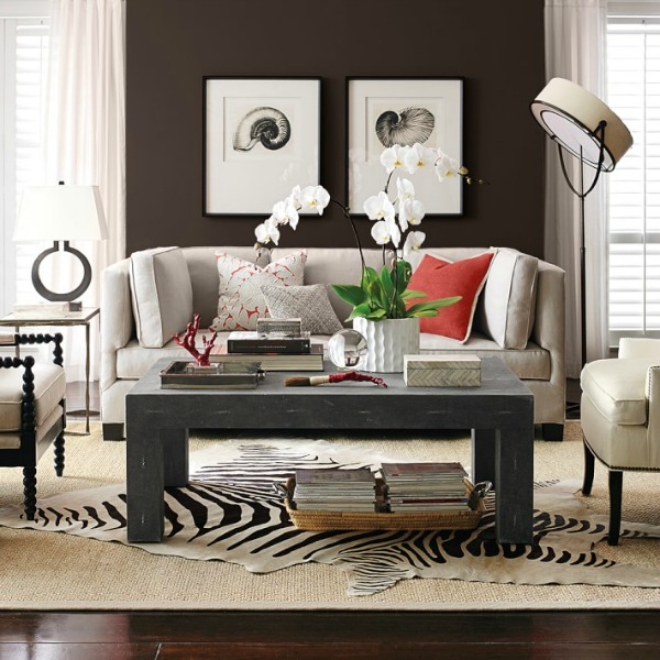 Includes tips on choosing the best size rug for your space