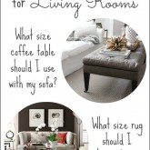 Rule of Thumb Measurements for Living Rooms Featured Image