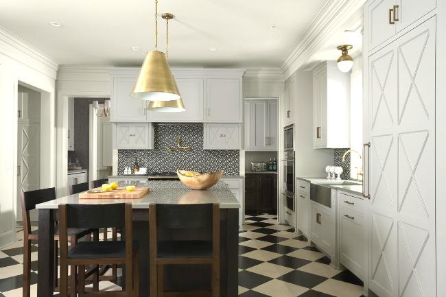 Design: Alecia Stevens Interiors | Photography: Susan Gilmore