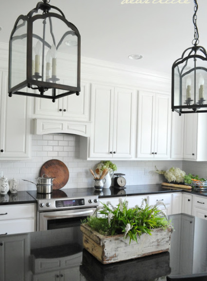 My Favorite Inexpensive Granites (& Some Kitchen Progress!)