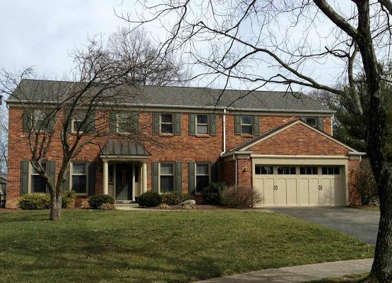 Cincinnati house