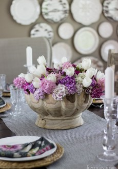 My Five Favorite Ways to Decorate for Spring