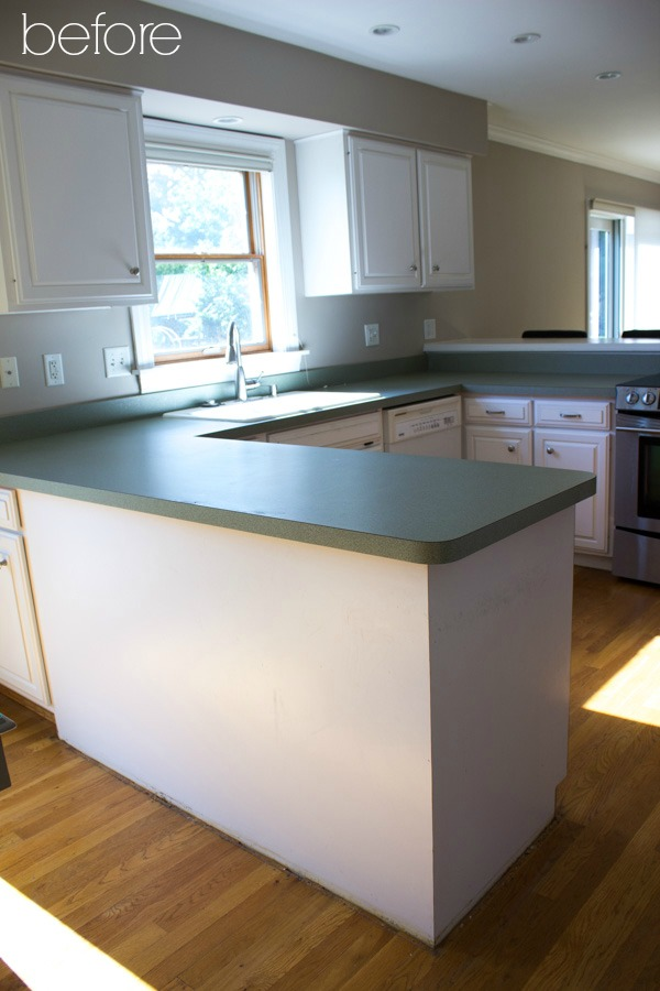 Kitchen Cabinet Refacing: Our Before & Afters | Driven by Decor