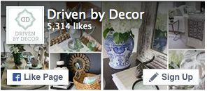 Driven by Decor on Facebook