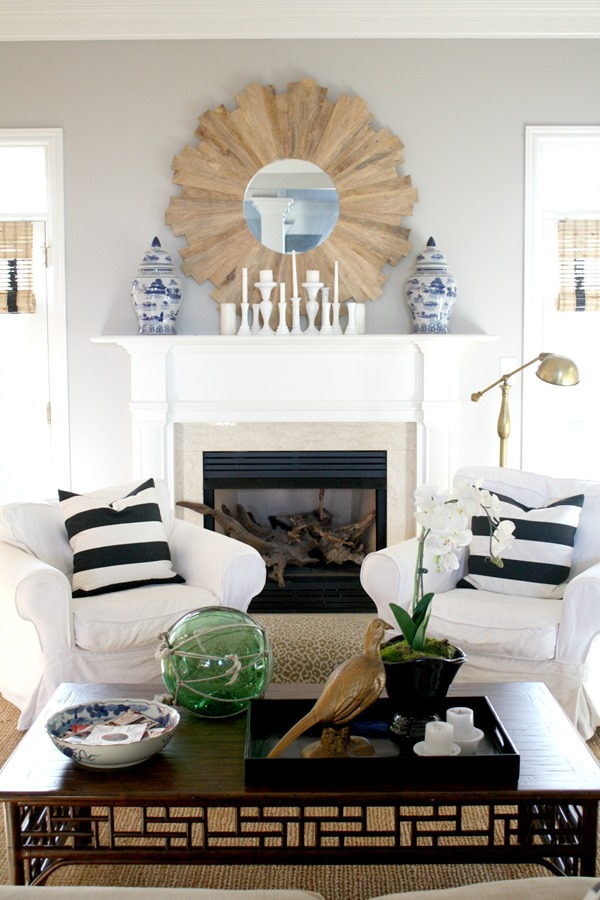 Fabulous living room - Emily A. Clark