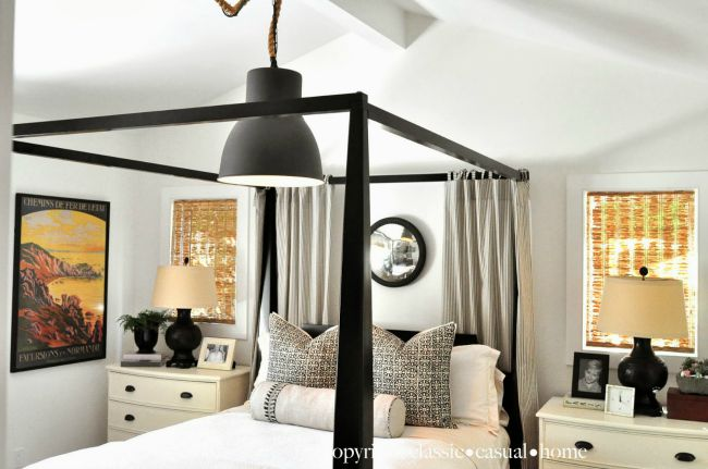 Gorgeous bedroom - Classic Casual Home