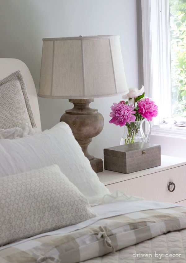 Must-Have Lighting Tips - What size lamps and lampshades are right for your space