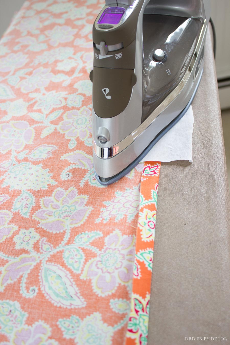 How to use Stitch Witchery instead of sewing!